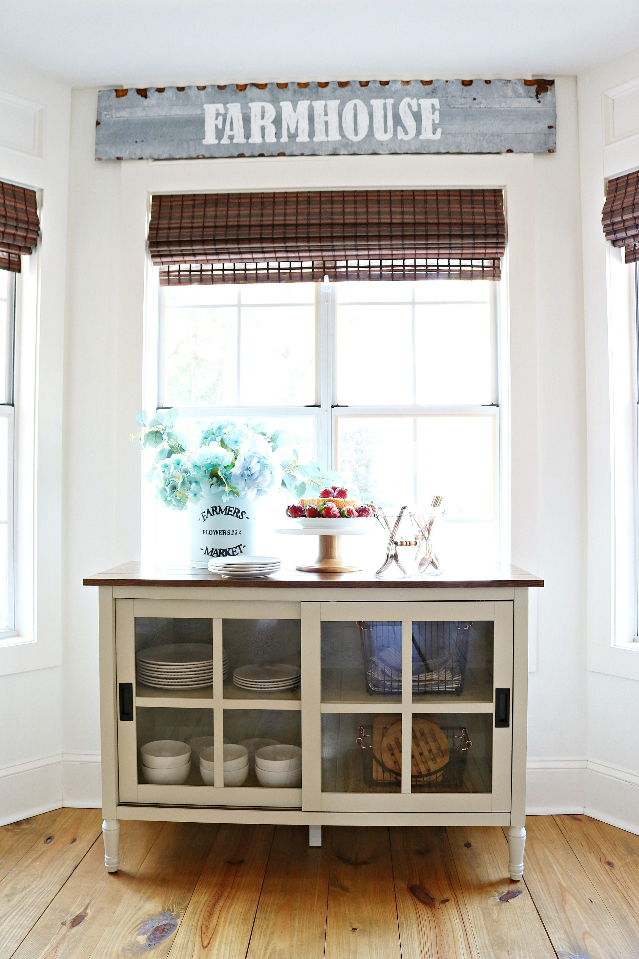 Dining Room Storage  Refresh Restyle