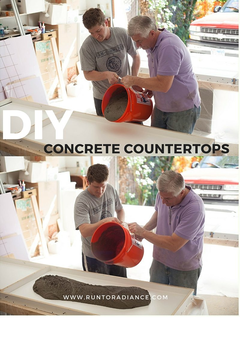 Building-Concrete-Countertops