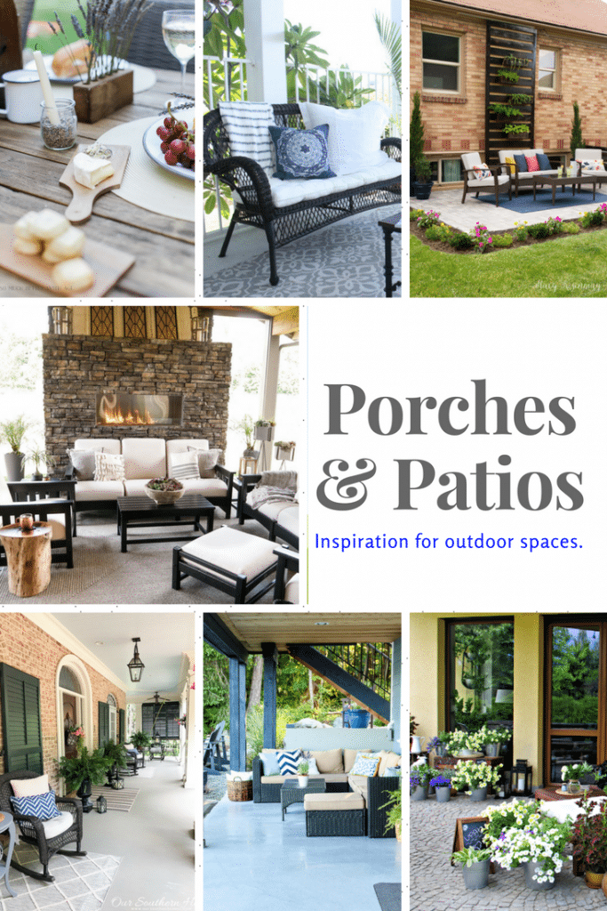 Porches and Patios