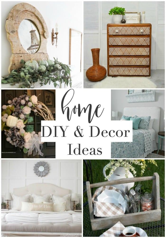 Home DIY Decor Ideas