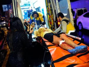 istanbul club attack