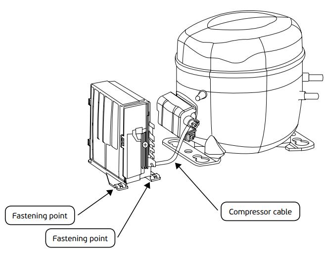 Wiring Diagram Refrigerator Compressor