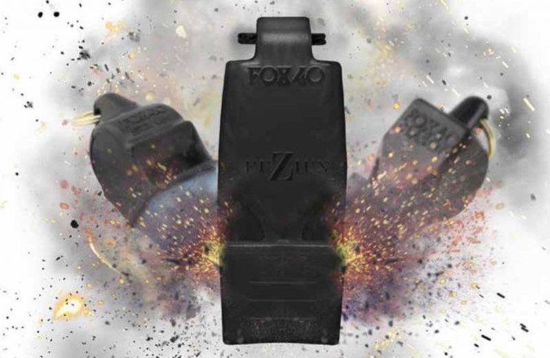 Fox 40 Fuziun – Classic   Sonik = Fuziun!