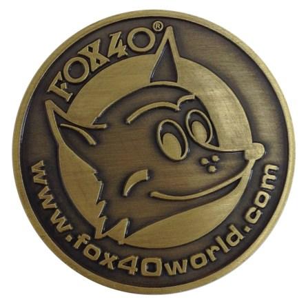 FOX 40 Toss coin