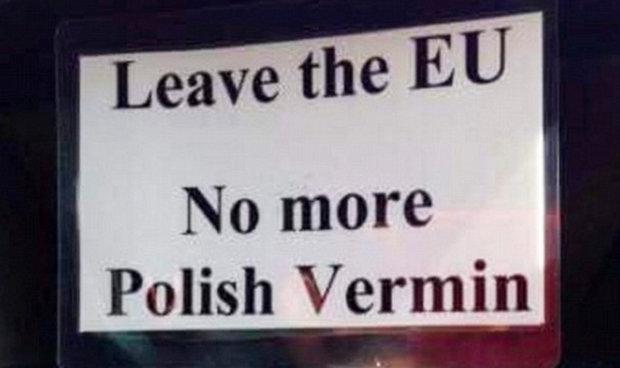 Racism-Polish-EU-Referendum-Brexit-police-crime-London-Cambridge-564077