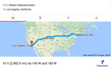 3000-miles