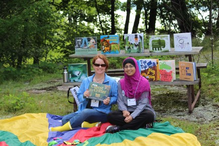 The Brockville Public Library presents Storytime on the Island