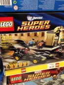 Lego = Batmobile = hours of fun.