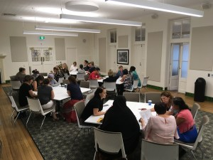 RNA members workshop the refugee health nursing skills and competency framework