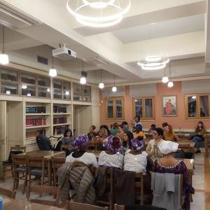 Το Ελληνικό Φόρουμ Προσφύγων τίμησε την Παγκόσμια Ημέρα της Γυναίκας