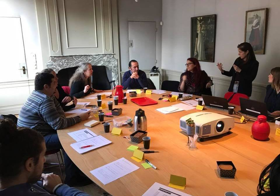 Amsterdam Museum Expert Meeting