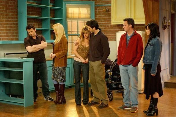 friends ultimo episodio