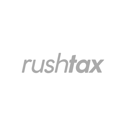 Rushtax Logo - Refundo Partner
