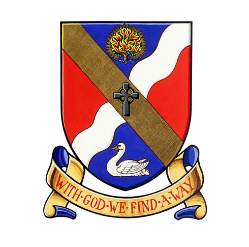 Arms of the Session of Knox Presbyterian Church of Stratford