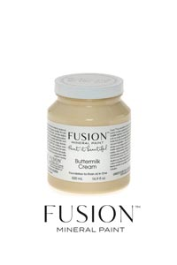 Fusion Mineral Paint Buttermilk Cream