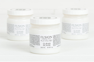 Fusion Mineral Paint Clear Glaze