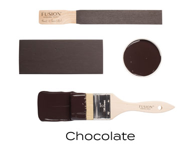 Fusion Mineral Paint Chocolate