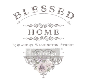 Blessed Home transfer