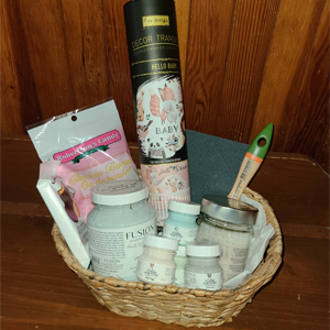 Nursery Gift Basket