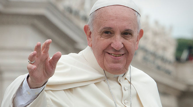 Letter to Pope Francis regarding Reform of the Legion of Christ