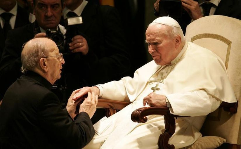 Young Catholic Believer Inquires about Fr. Maciel, Popes, the Media, ReGAIN editor and Maciel victim/accusers in 2005