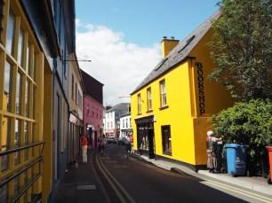 Calles de Kinsale