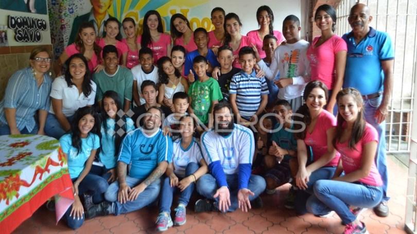 Miss Venezuela 2017 y Regala una Sonrisa