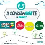 Concienrisate Campaña Para Motivar La Conciencia Ciudadana A Través De La Risa.