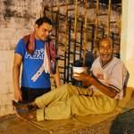 ONG «Regala Una Sonrisa» Ayudando a las Personas en Situación de Calle.