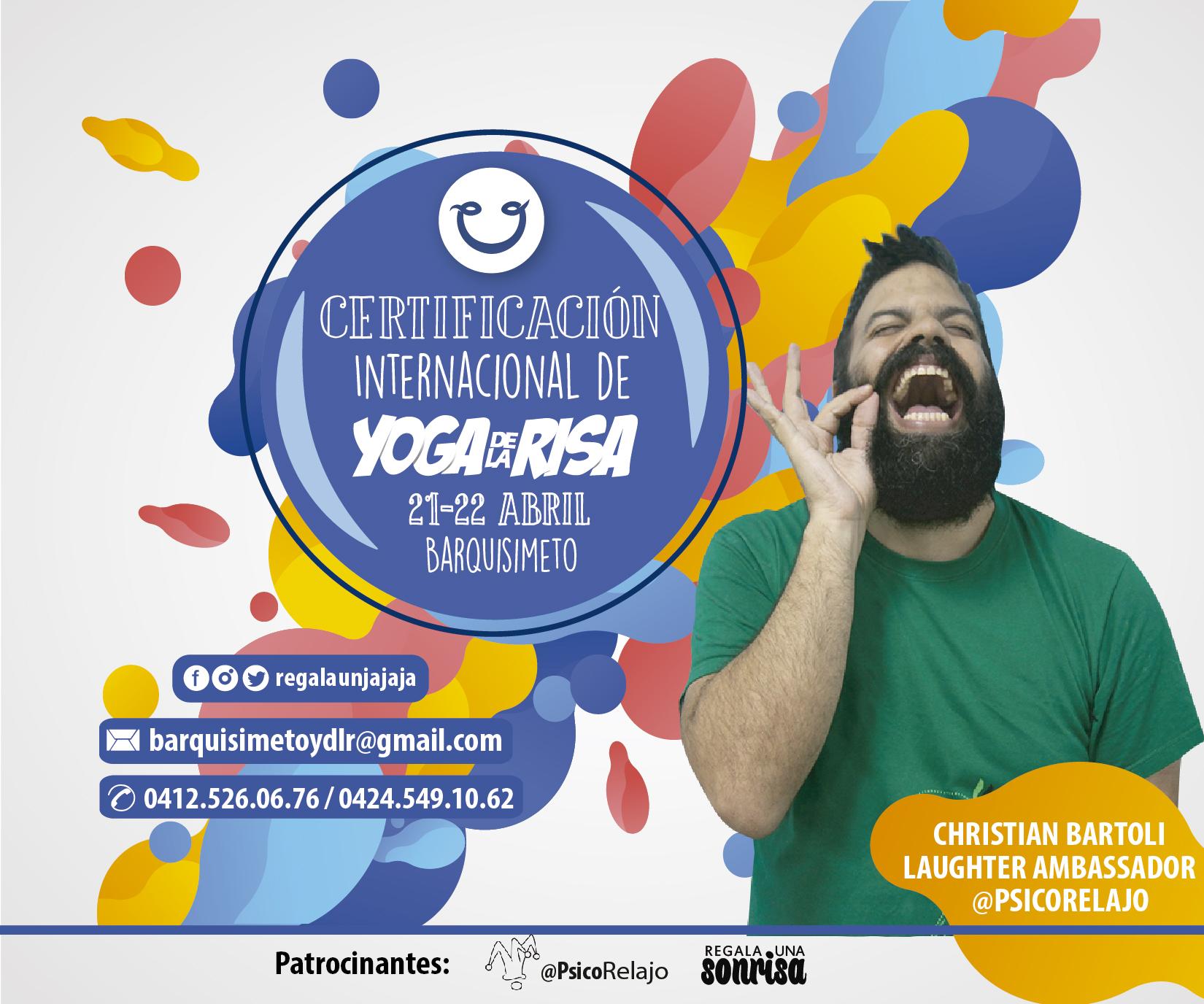 La Risa Se Apoderara del Estado de los Guaros en Barquisimeto.