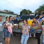 Regala una Sonrisa Amazonas Volvieron a tomar las calles de Puerto Ayacucho brindando una mano amiga.