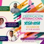 GRAN CERTIFICACIÓN EN ECUADOR
