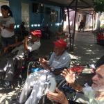 Regalando Sonrisas a los Abuelos del Ancianto San Mateo en Aragua