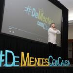 Primer Ciclo de Conferencias como DeMentes Con Causa
