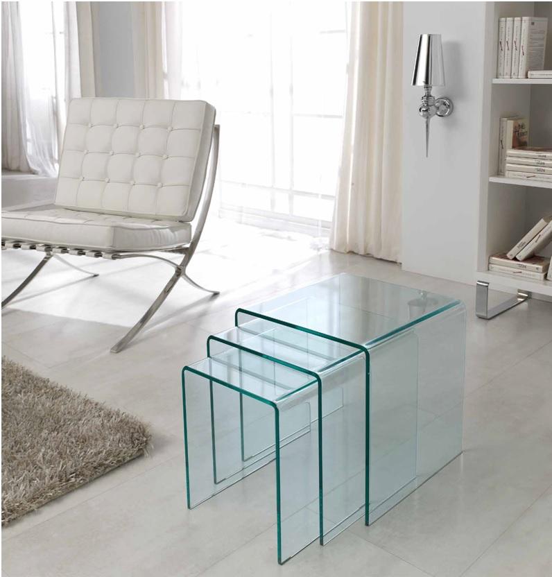 Mesa Cristal Oficina
