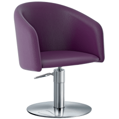 Electric Hydraulic Hair Styling Chairs Potty Chair Large Child Ceriotti Jane Stylist - Regal Salon Supply