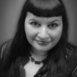 Fitzroy Books author Melanie Cossey