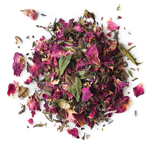 Rishi White Tea Rose Mélange