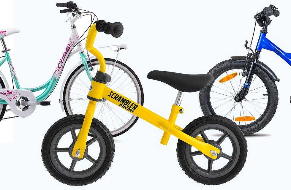 Le Migliori Bici Per Bambini Come Scegliere La Prima Bicicletta