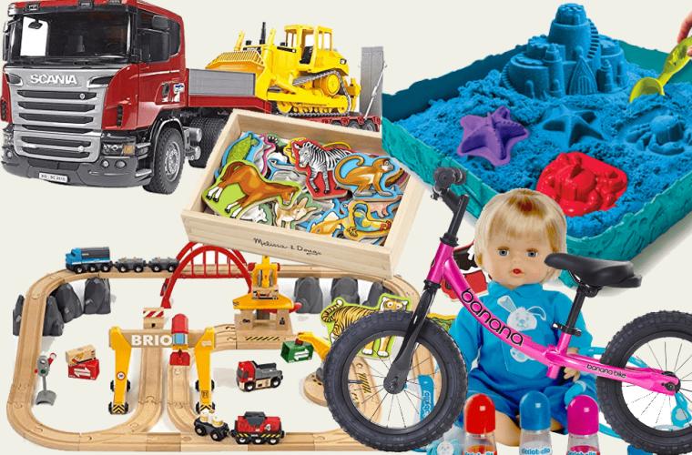 regali per bambini di 3 anni