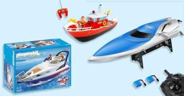migliori barche radiocomandate bambini