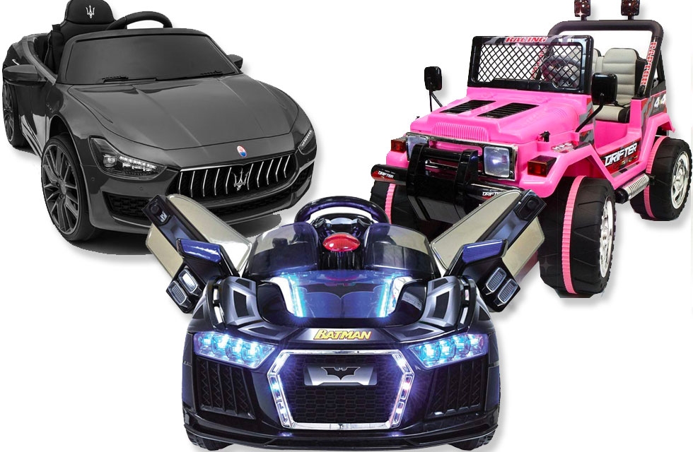 migliori macchine elettriche per bambini