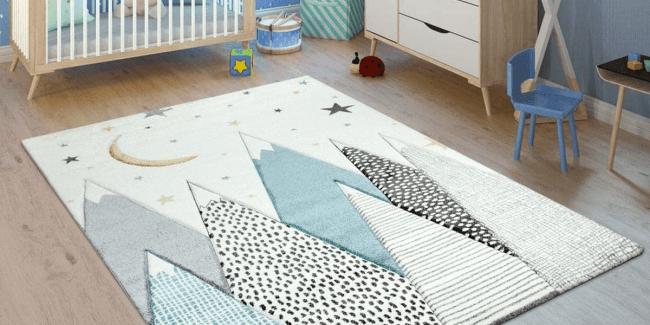 i migliori tappeti per la cameretta