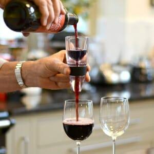 Casa & Ufficio  AeratorePerVinoVinalito-Regalo-1 Idea regalo per gli amanti del vino: Aeratore Vinalito