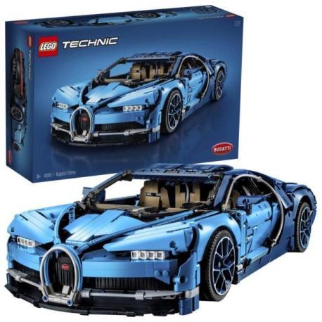 Gadget Oggetti Fantastici  Lego_Bugatti42083 Lego Technic Bugatti Chiron