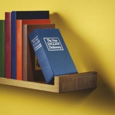 Casa & Ufficio  Librocassaforte-Regalo Libro cassaforte