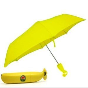 Gadget  OmbrelloBanana-Regalo Ombrello Banana