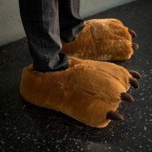 regali-per-donna Pantofole Orso