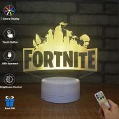 Gadget Guide Regali per Ragazzi  lampadaled3dFortnite 7 idee per regali a tema Fortnite per Natale 2018