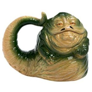 gadget Star Wars Jabba the Hutt - Tazza di Ceramica